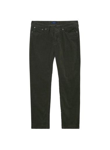 Gant Pantolon Yeşil